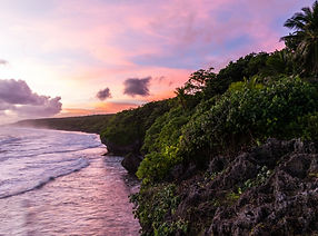 Niue Sunset © Jonathan Irish_SPTO