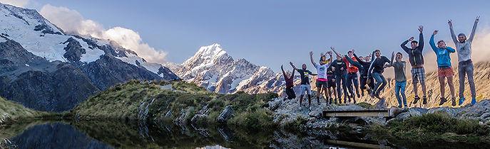 Stray NZ-Mt Cook