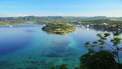 Port Vila Harbour © David Kirkland
