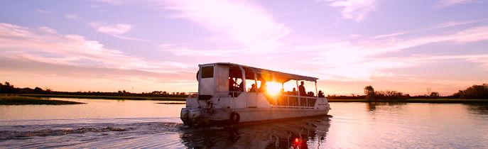 Yellow Waters Billabong - Real Adventure Group