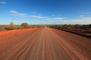 Road to Wiluna © Paul Fowler