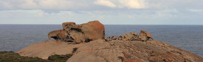 Remarkable Rocks, Kangaroo Islad