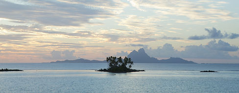 Tahaa © Tahiti Tourisme