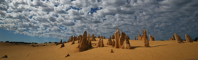 Pinnacles © Kunstmann