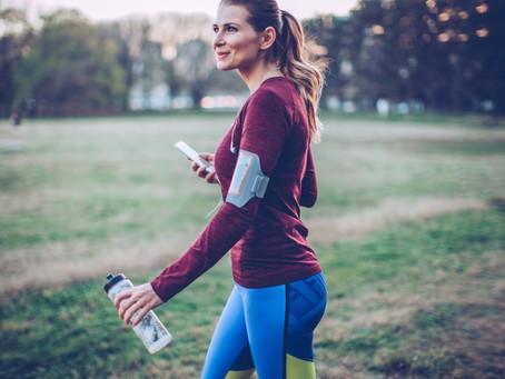 How Walking Helps Your Brain