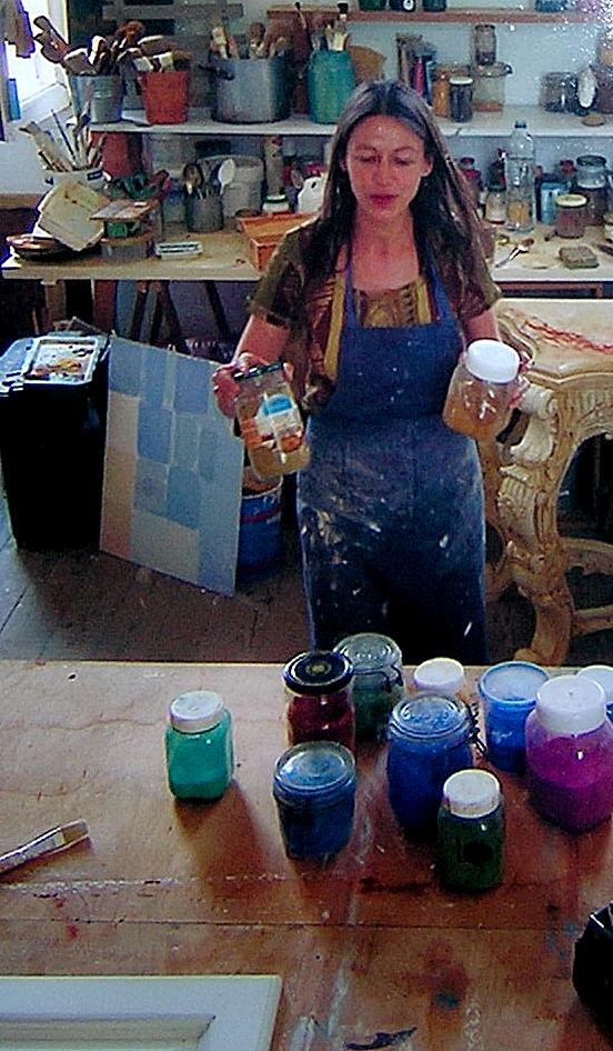 pigments et compagnie