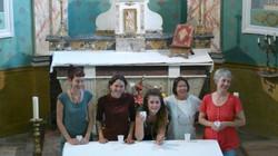 Restauration église de Mervilla