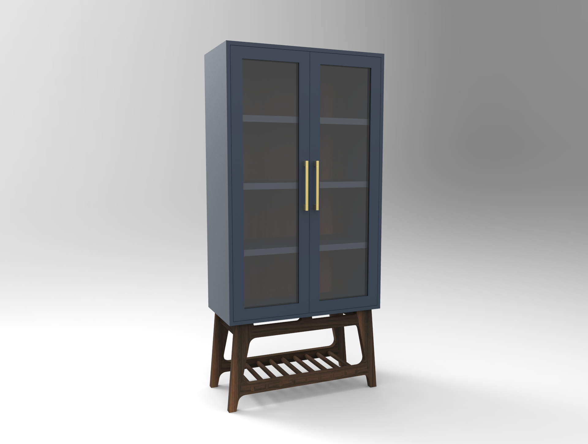 Clar Customs Hutch