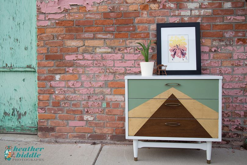 Rehabbed Chest of Drawers