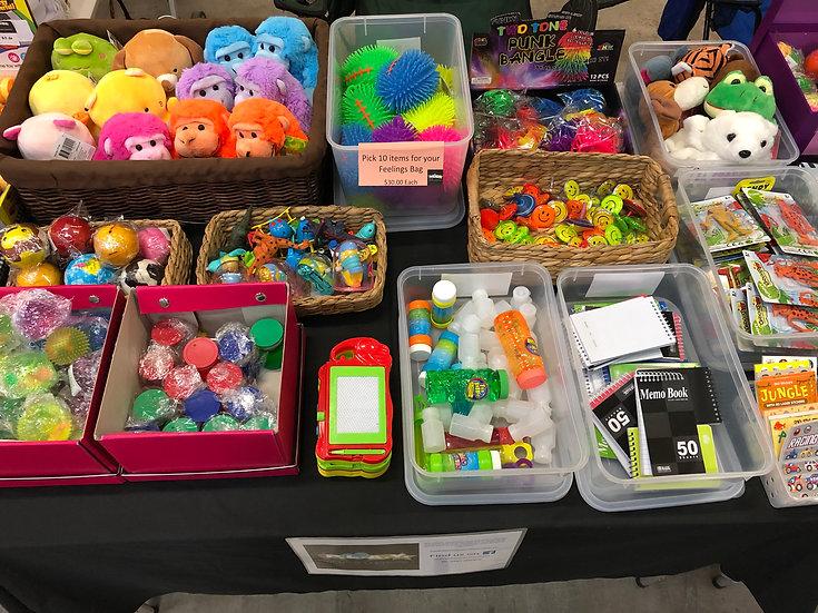 Sensory Toys 10 for $30