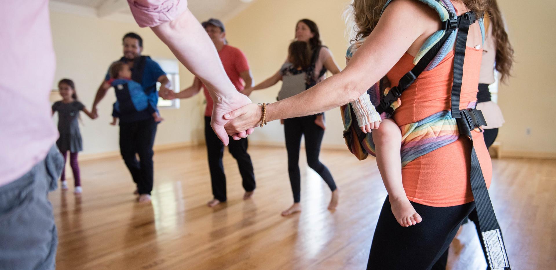Groovaroo Dance Class