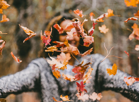 Autumn is Your Seasonal Weapon