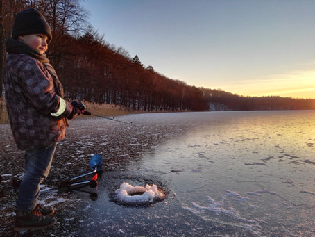 Ice Fishing in Haliburton: The underestimated enjoyment of this Ontario Winter activity