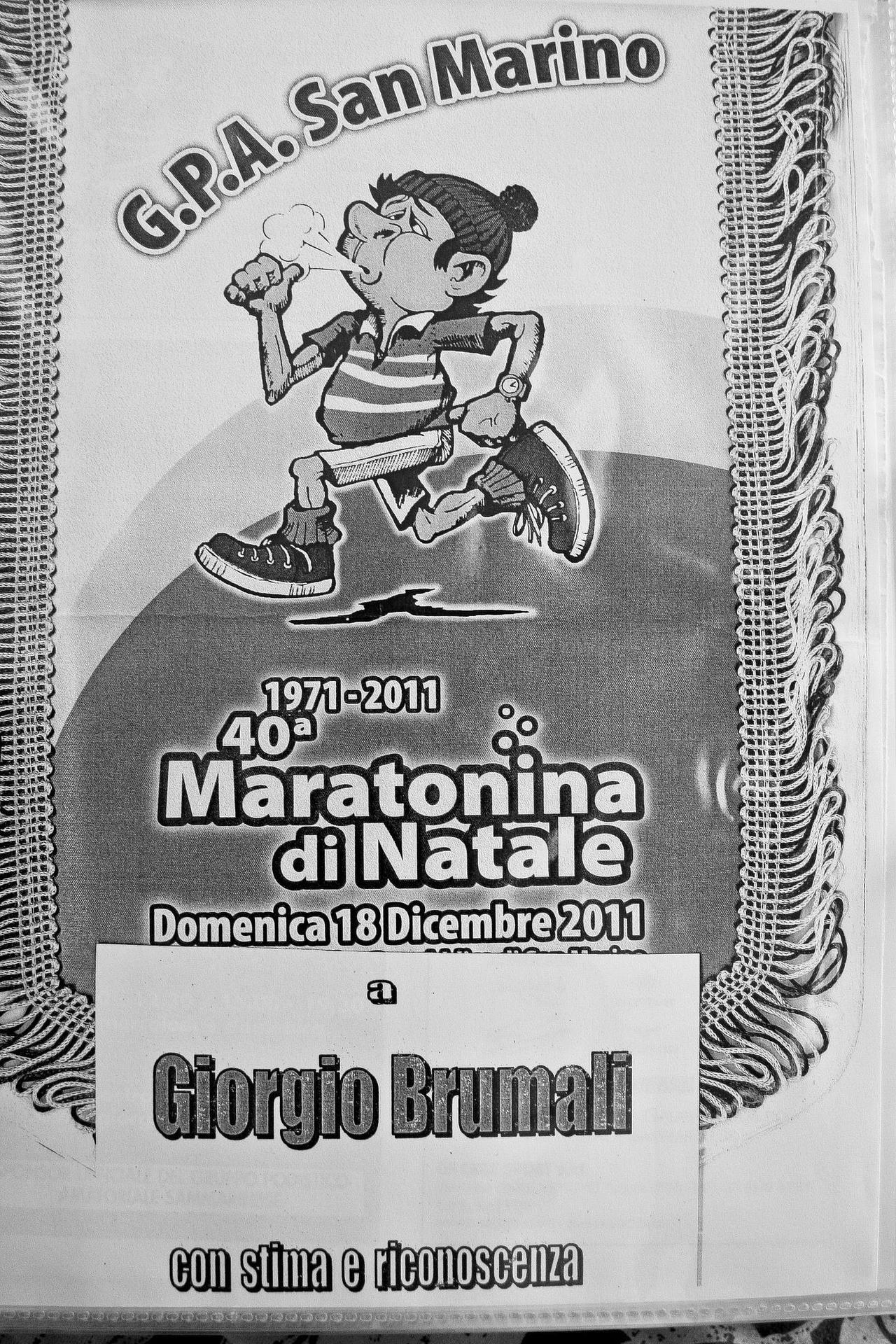 Maratona di Natale
