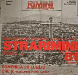 STRARIMINI 1981
