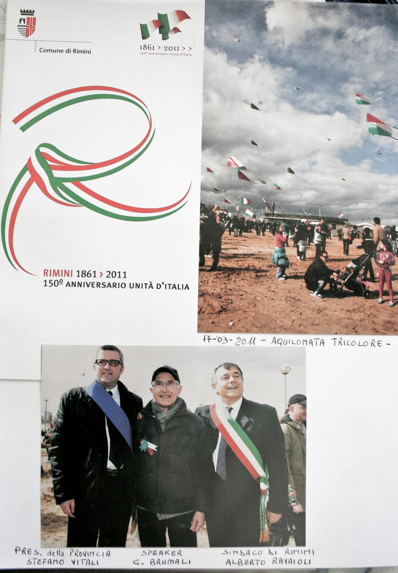 150° Ann. Unità d'Italia (2011)