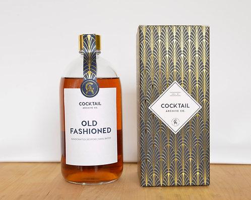 Bottled Old Fashioned 500ml