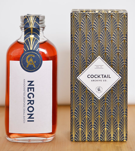 Bottled Negroni 100ml