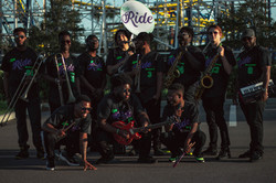 Let's Ride Brass Band
