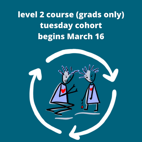 Level 2 Course (Grads Only)