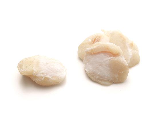 Bochechas de Bacalhau da Islândia | 0,5 Kg - Balde