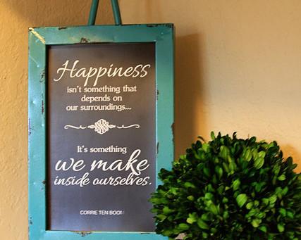 Make Happiness