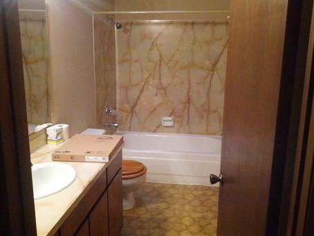 Renos Reno's - Remodeling a Bathroom