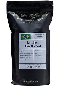 Kaffeebohnen Brasilien San Rafael 500g