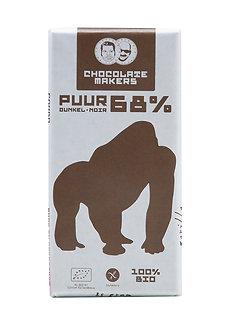Zartbitterschokolade 68% 85g