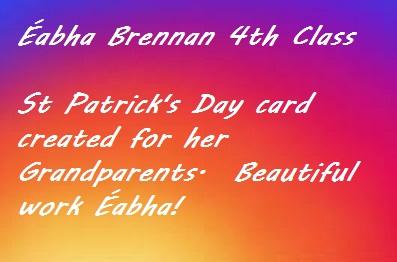 Eabha Card