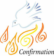 Registration for Confirmation 2018