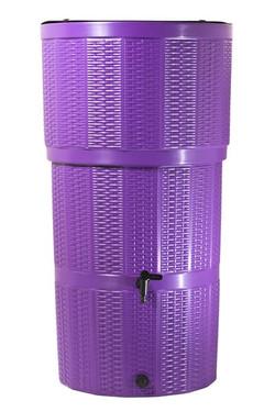 Purple Water Butt