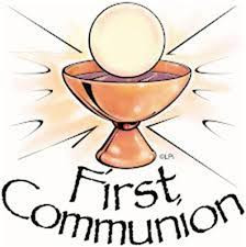 First Holy Communion - 23 May 2020