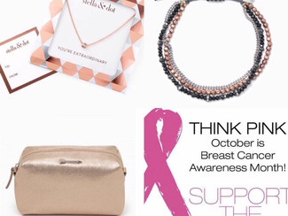 Breast Cancer Awareness - Message from Marguerite