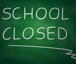 School Closed - Tuesday 16 January