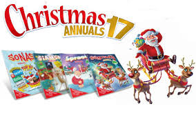 Christmas Annuals - Available Now