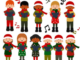 Funds Raised: School Choir Carol Singing