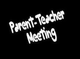 Parent / Teacher Meetings: Tuesday 13th and Wednesday 14th November