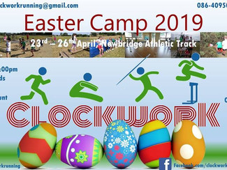 Easter Camp - Clockwork Running