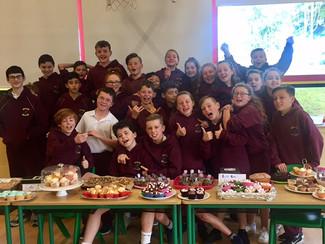 Cake Sale - Funds Raised