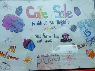 Cake Sale - Friday 15th September