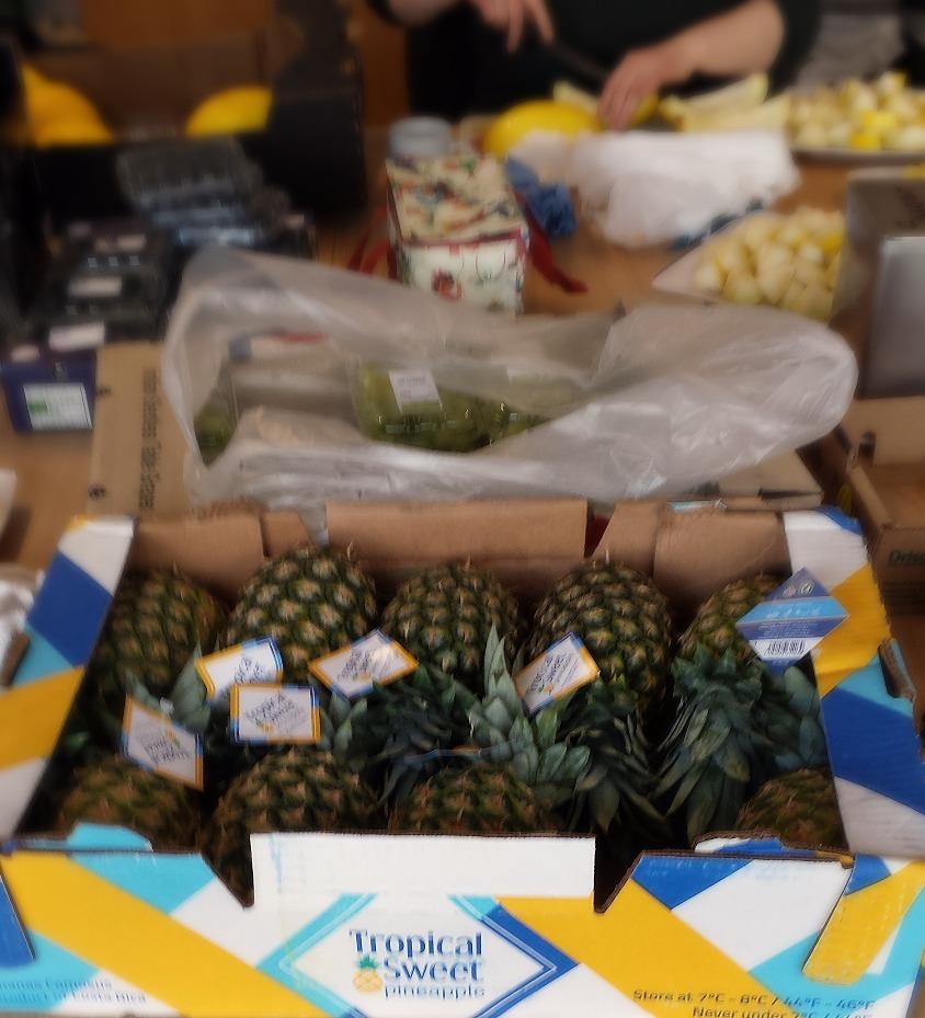 Pineapples A Plenty