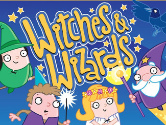Witches & Wizards Curragh Walk - Friday 28th October