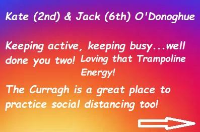 SQ Jack & Kate Trampolining