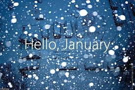January Newsletter - Ready to View, Download or Print