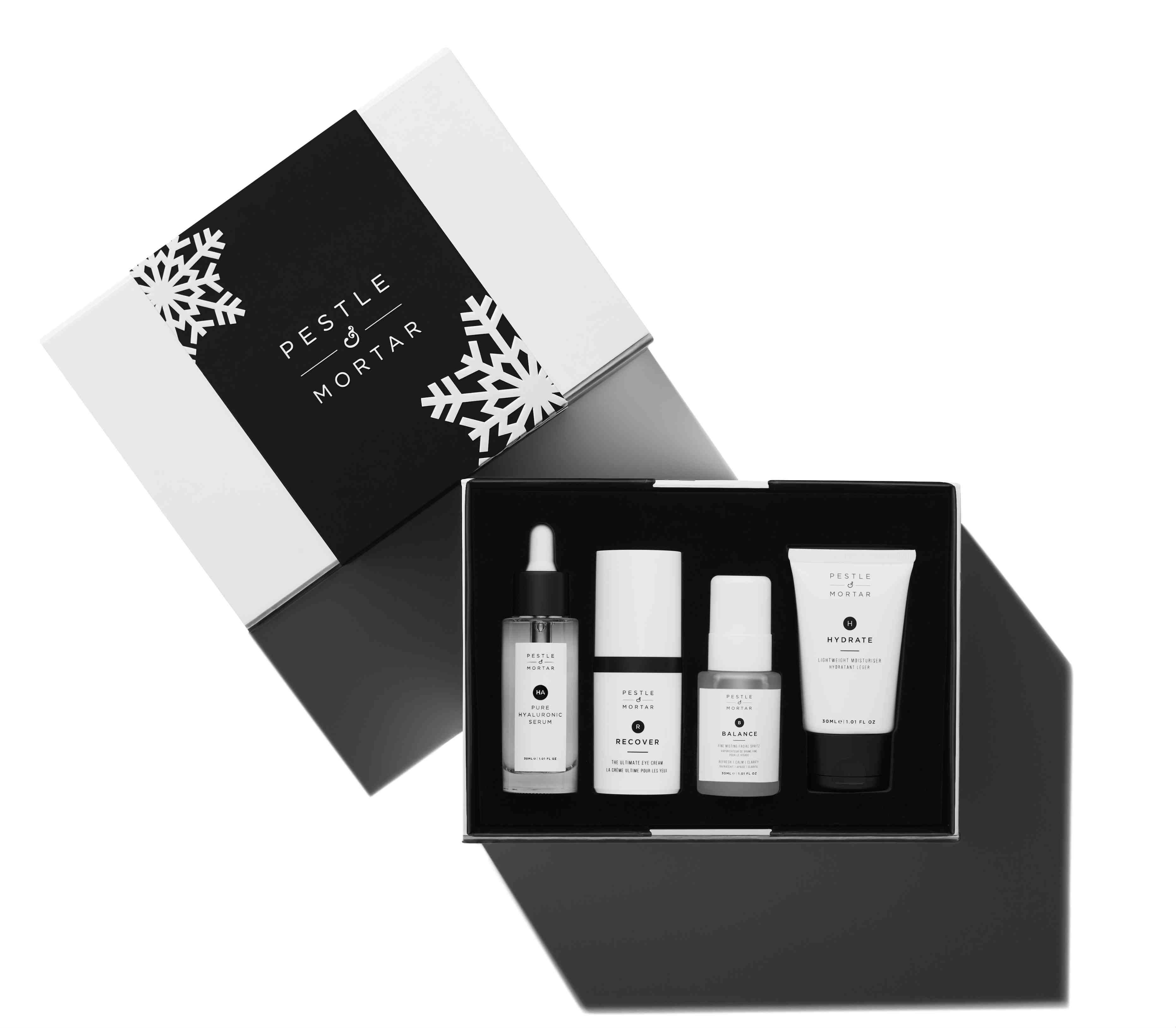 Pestle & Mortar x 4 Gift Boxes