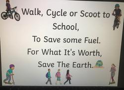 Cycle & Walk Notice