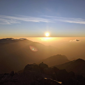 Climbing Mount Toubkal: headaches, midget gems and feeling on top of the world
