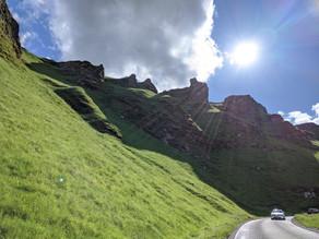 Limestone Way Day 1 - Castleton to Taddington