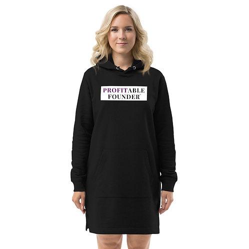 """Profitable Founder™"" Hoodie dress"